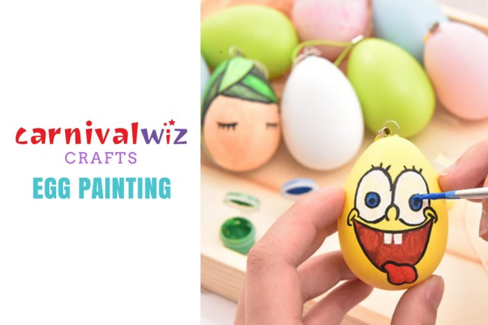 art and craft activity for kids diy egg painting