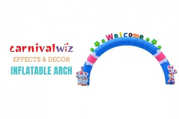 inflatable arch rental