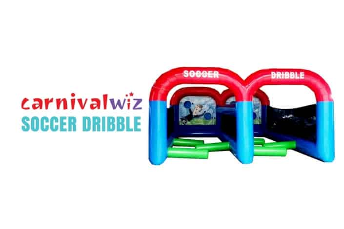 football dribble zone carnival game sports day activity