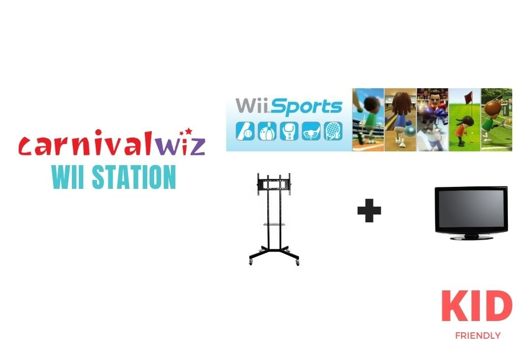 Rent xbox kinect or playstation or wii sports for events and carnivals in Singapore