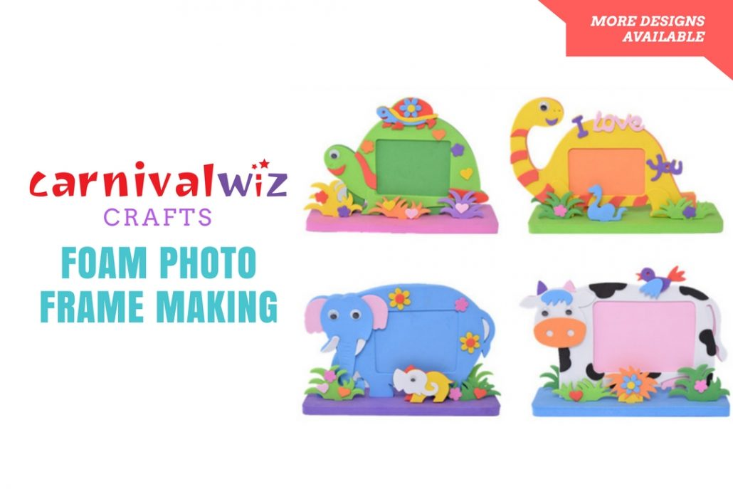 Arts & Craft - Carnival Wiz