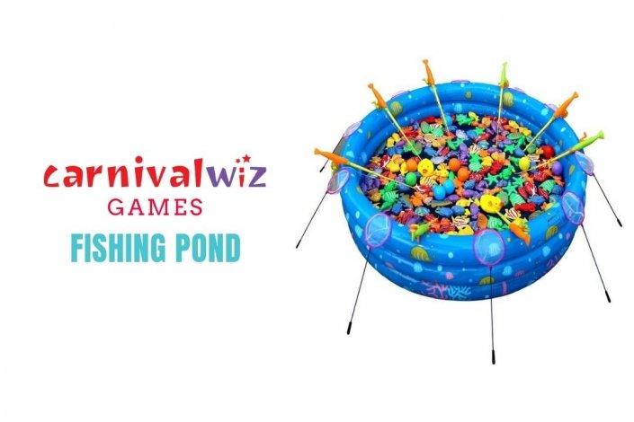 carnival game fish pool toy rental singapore
