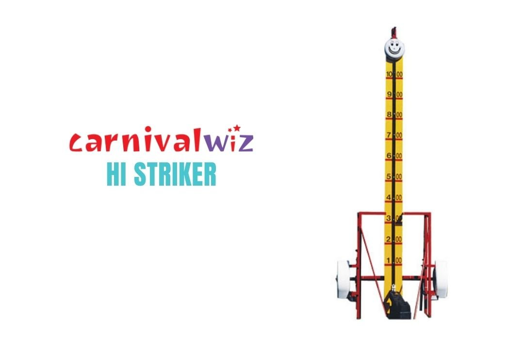 Hi Striker for rent or hire in Singapore team building or carnival