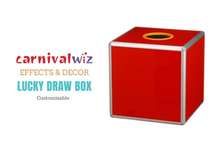 Lucky Draw Box Design Idea Supplier