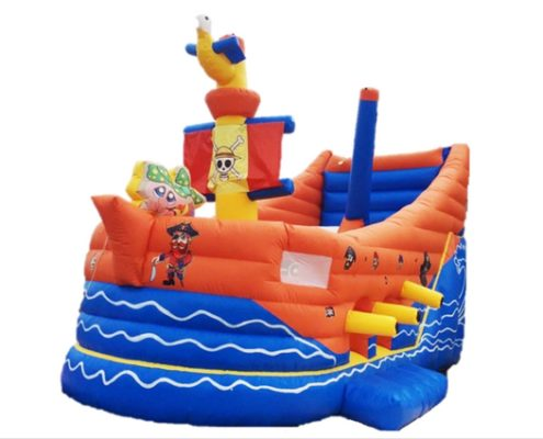 Pirate Ship Inflatable Bouncy Castle Singapore