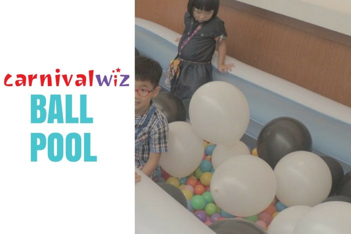 inflatable ball pit rental singapore