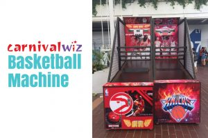 Basketball Arcade Machine Singapore for rent