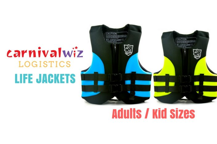 adult and children Life vest for hire