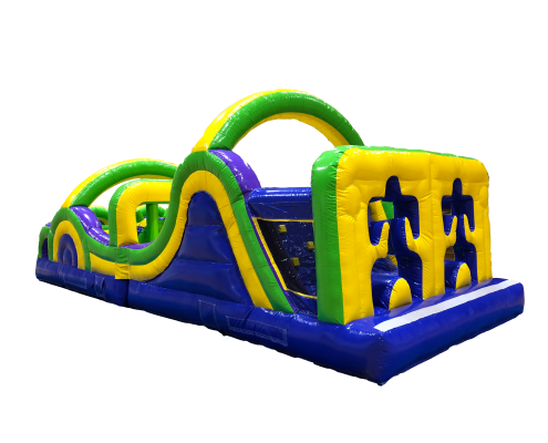 inflatable obstacle course singapore