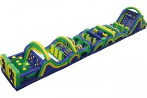 Inflatable obstacle course rental singapore