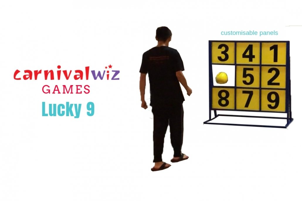 cheap fun fair game rental singapore