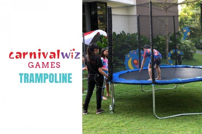 Carnival fun fair sport game rental