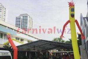 inflatable air dancer rental singapore