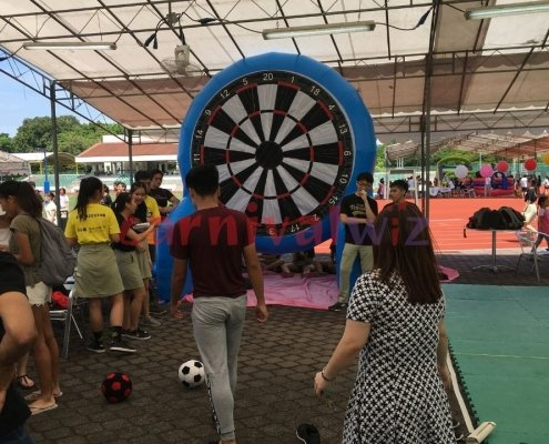 soccer foot dart for rent singapore