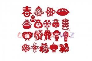 chinese new year paper cutting art singapore