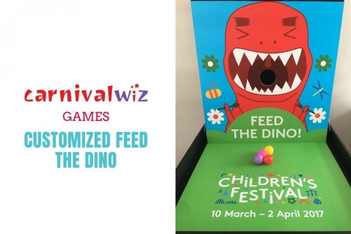 Fun Fair Game Booth Rental Singapore