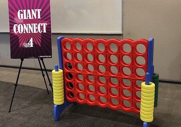 Giant Connect 4 Singapore