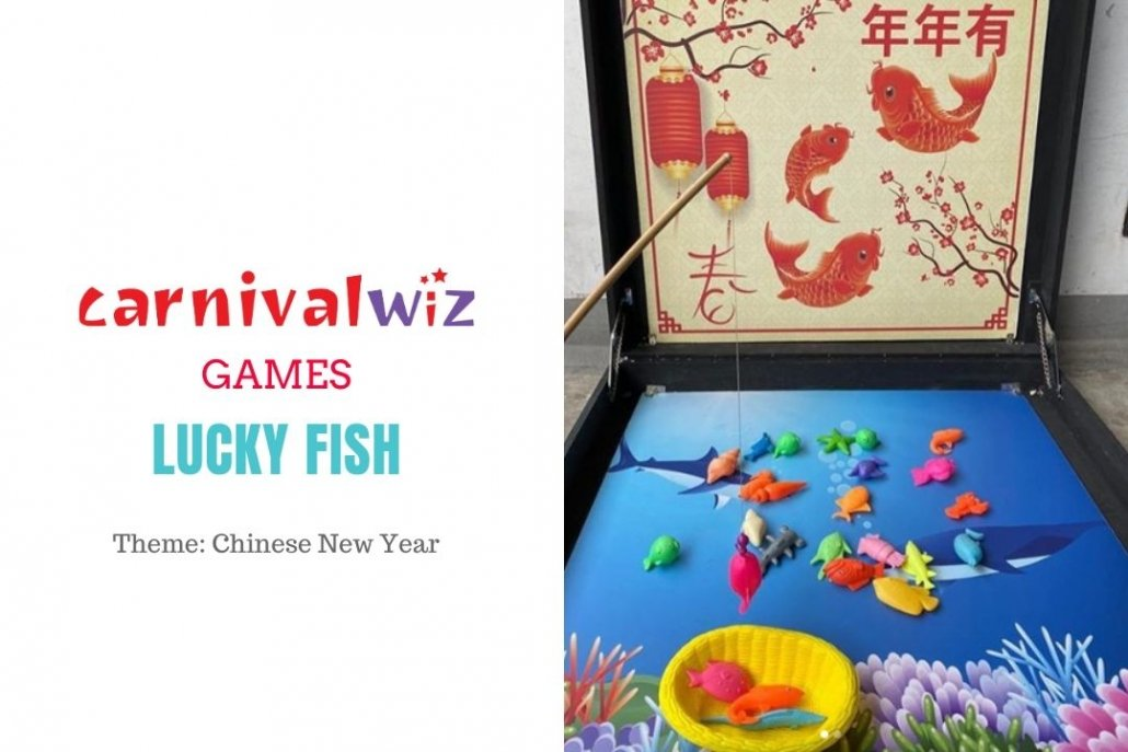 Fun Fair Game Booth Rental Singapore