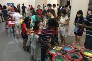 sand art craft singapore