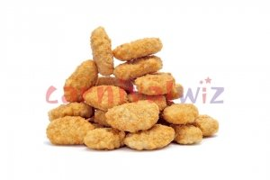 pasar malam fun fair carnival fried chicken nuggets live catering vendors stall