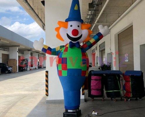 clown air dancer rental singapore