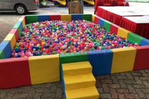 large ball pit for rent singapore