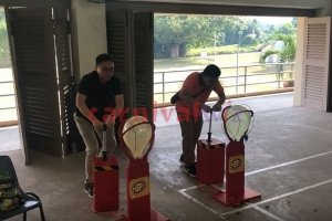 balloon boom blaster rental singapore