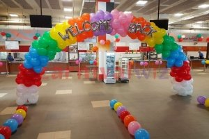 balloon arch singapore