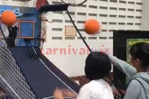 basketball challenge for rent singapore