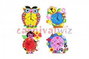clock making for kids singapore
