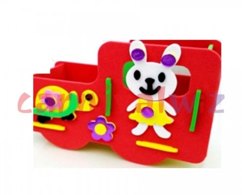 foam truck making for kids art and craft singapore