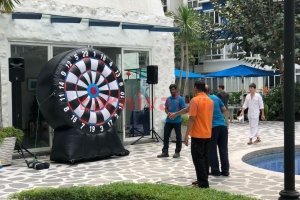 giant dart inflatable for rent singapore