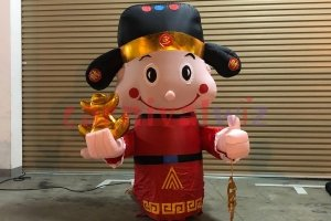 inflatable god of fortune air dancer rental singapore
