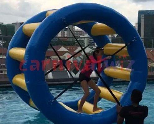 Hamster Wheel inflatable rental singapore
