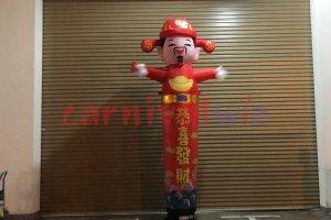 hand waving god of fortune air dancer singapore