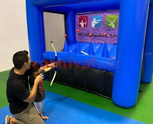 hoverball archery