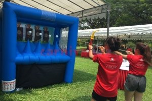 hover ball archery for rent singapore