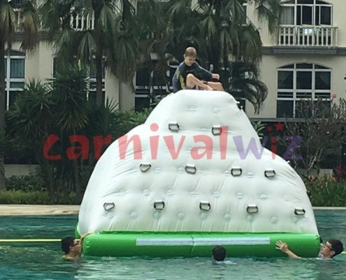 Ice Berg inflatable rental singapore