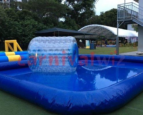 inflatable pool rental singapore