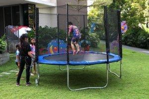 trampoline singapore