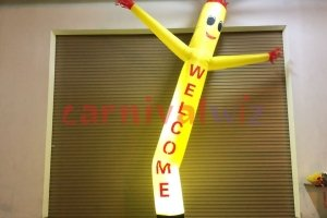 welcome air dancer rental singapore