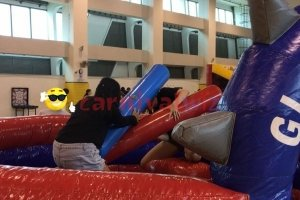 gladiator dome inflatable for rent