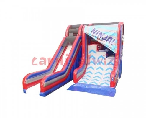 ninja wall inflatable for rent singapore