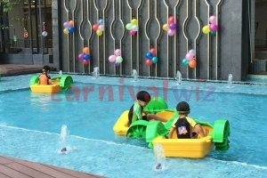Paddle boat rental singapore