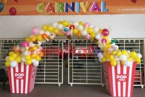 balloon arch for rent singapore