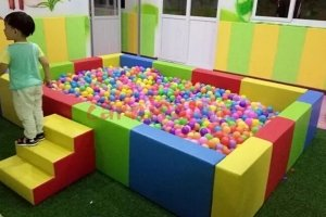 Toddler Ball Pit for rent singapore
