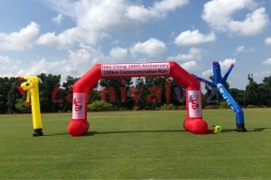 Customizable inflatable arch rental Singapore