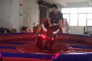 rodeo bull singapore