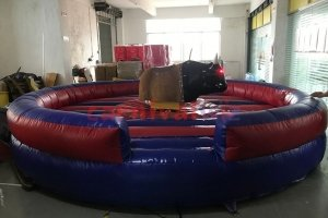 rodeo bull inflatable rental singapore