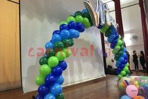 customize balloon arch singapore
